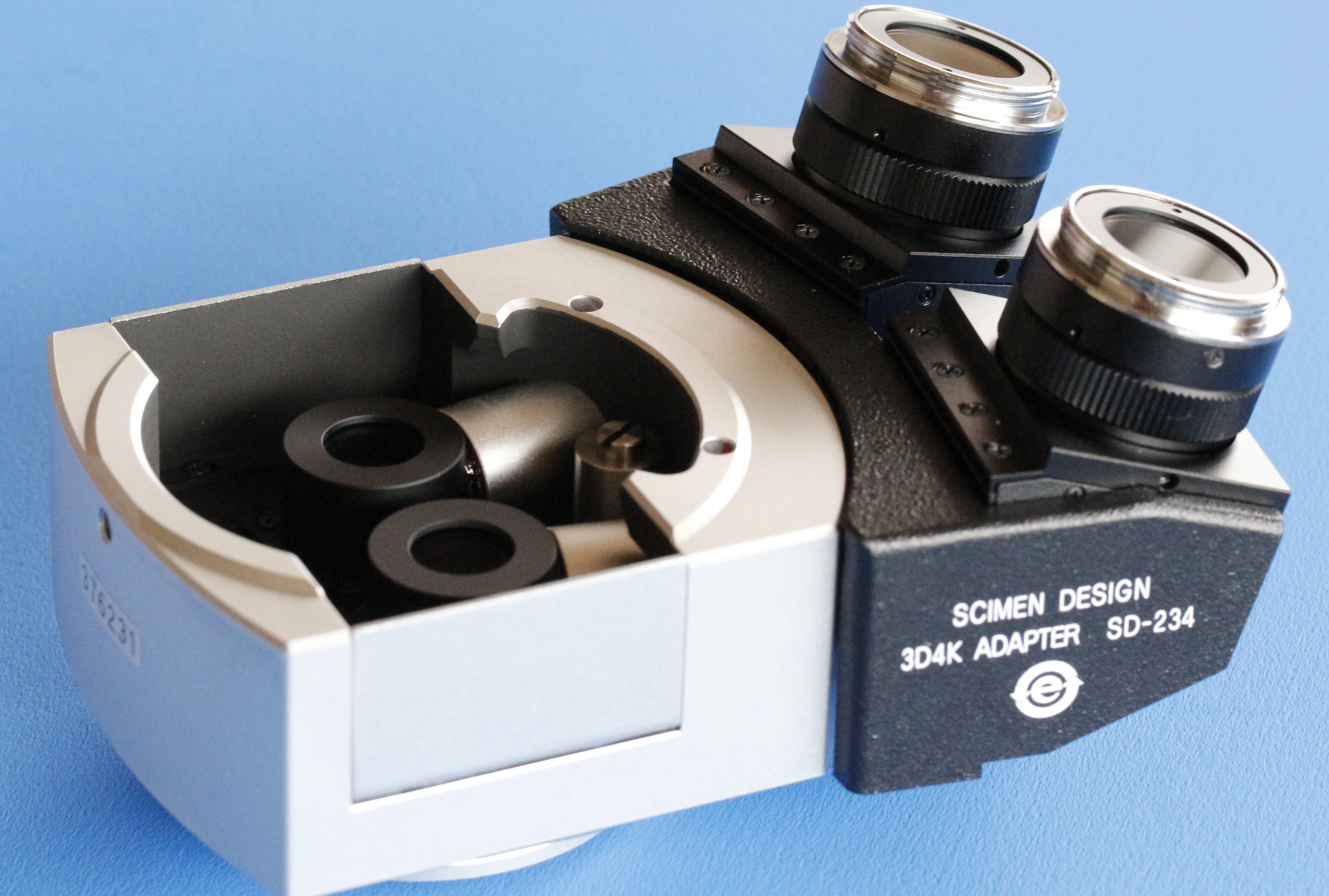3D adapter for Leica microscope